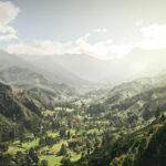 Salento valle del COcora